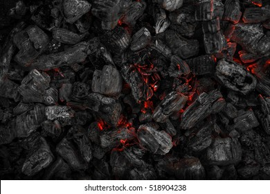 Wooden embers