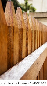 wooden fence abstarct image.