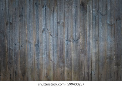 wooden fence, a wall of Violet, blue, gray, brown, dark. Rustic background