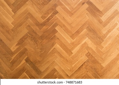 wooden floor background - herringbone parquet background -