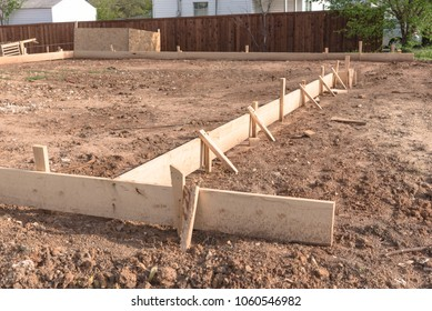 Formwork stock images royalty free images vectors for Old house foundation types