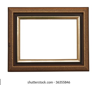 wooden frame WITH CLIPPING PATCH