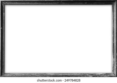Wooden frame for picture or painting.