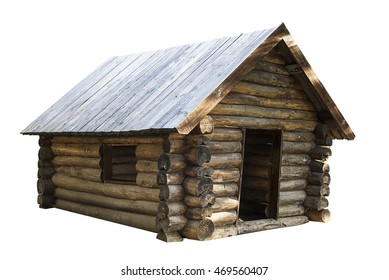 wooden house isolated on white. wooden house isolated on white. wooden house isolated on white. wooden house isolated on white