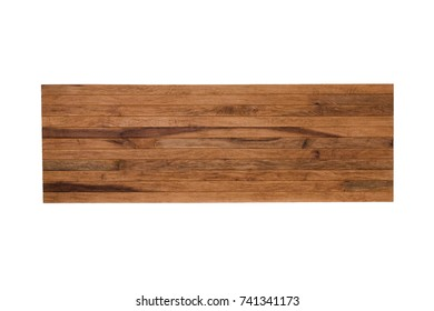 Wooden isolated background texture, compound tree of different pieces.