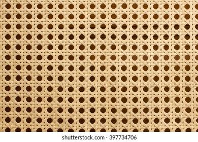 wooden lattice  pattern background closeup