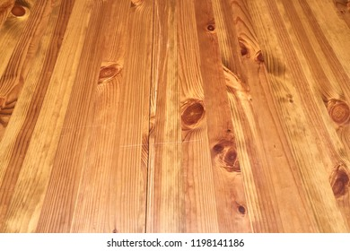 Wooden lumber surface perspective view