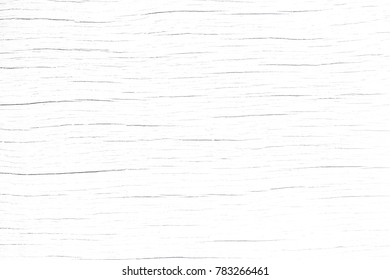 Wooden Painted White For Background.