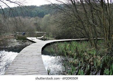 Wooden path on the lake water, peace, calm, serenity, harmony, fullness, well-being, nature, natural, contemplate, meditate, breathe,grow, happiness, tranquility, fulfillment, integration, equilibrium