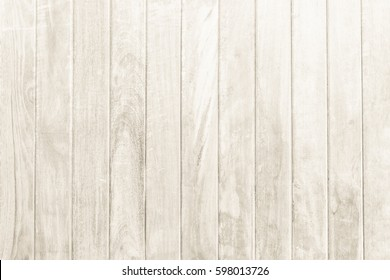 Wooden plank brown wooden all antique cracked furniture weathered white vintage wallpaper texture background.