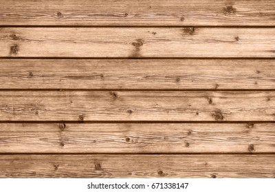 Wooden plank brown background texture