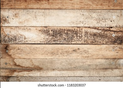 Wooden plank texture background. Old wood table surface