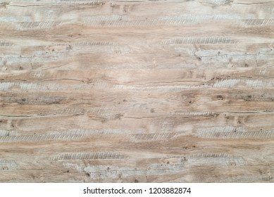 Wooden plank with textured pattern used as background