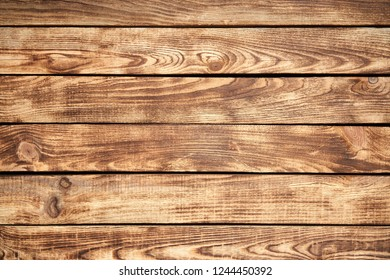 Wooden planks background, horizontal