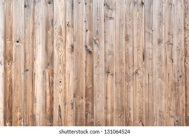 Wooden planks. Close up. Texture of wooden planks as the background image.