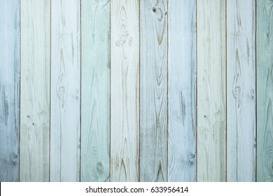Wooden planks texture, Blue tone