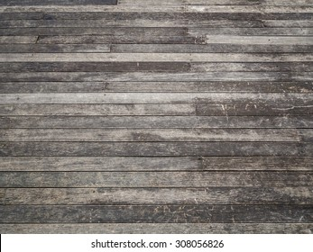 Wooden Planks Textured Background