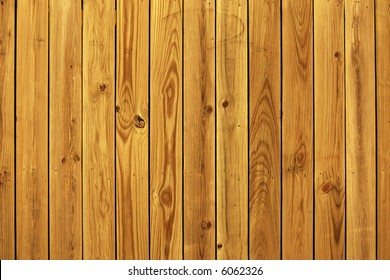 Wooden Privacy Fence Background