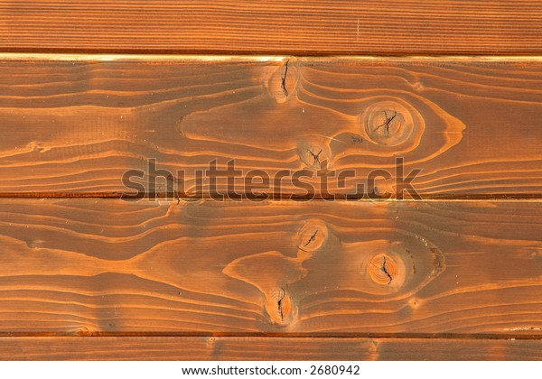 Wooden red brown board background