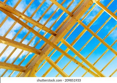 Ridge Beam Images, Stock Photos & Vectors | Shutterstock