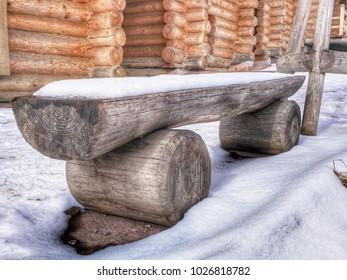 Brilliant Imagenes Fotos De Stock Y Vectores Sobre Plain Wooden Bench Uwap Interior Chair Design Uwaporg