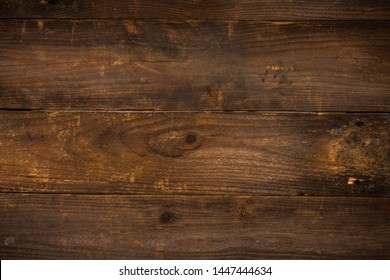 Wooden Rustic Timber Planks Background.