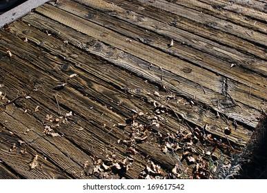 Wooden sidewalk, Virginia city, NV
