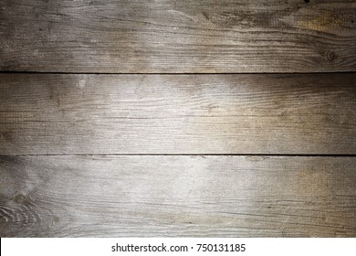 Wooden silver background