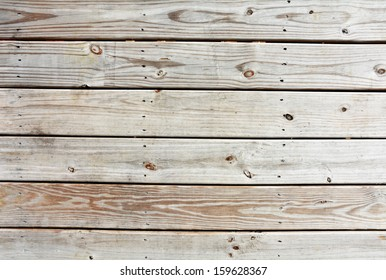wooden slats useful as a background texture