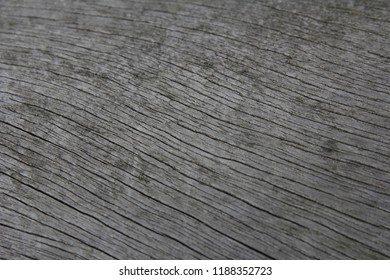 Wooden Structure Detail View