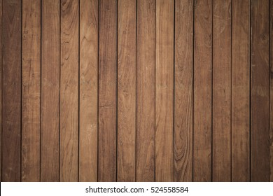 Wooden texture background. Teak wood.