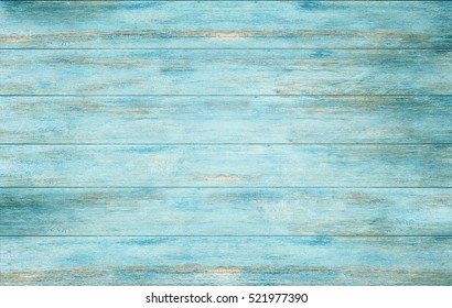 Wooden texture and background.blue wood texture. Abstract background, empty template