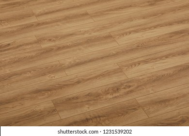 Wooden texture. New parquet. Wooden laminate floor boards background image
