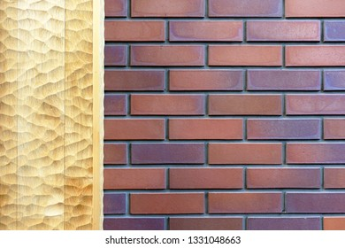 Wooden texture and outer wall siding