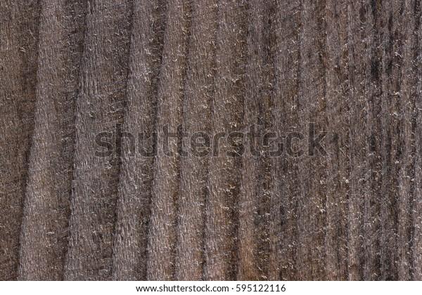 Wooden texture plank brown background