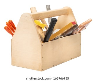 Wooden Tool Box Images Stock Photos Vectors Shutterstock