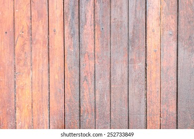 Wooden wall background.