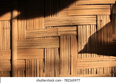 the wooden wall concept
