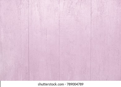 wooden wall painted with pink pearl color texture and background