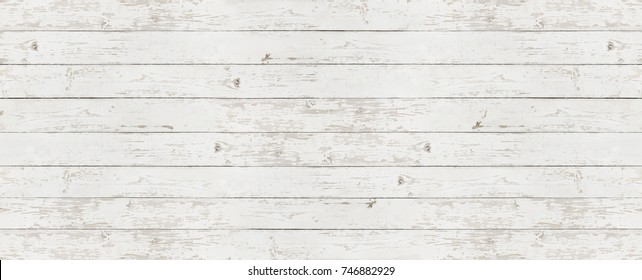 wooden white texture background, top view copy space template