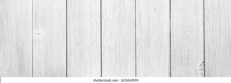 Wooden Whitewashed Background/ 1x3 Banner