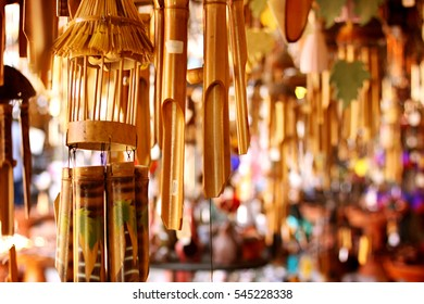 Wooden Wind Chimes