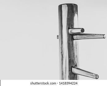 wooden wing chun dummy art