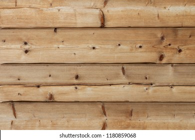 wooden yellow background of natural pine, aged, horizontal
