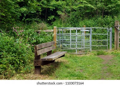Kissing Gate Images Stock Photos Amp Vectors Shutterstock