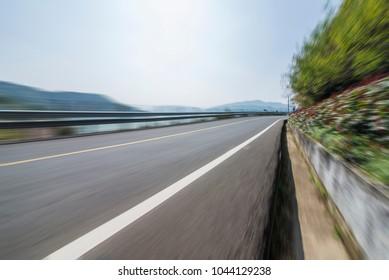 Woodland Mountain Road
