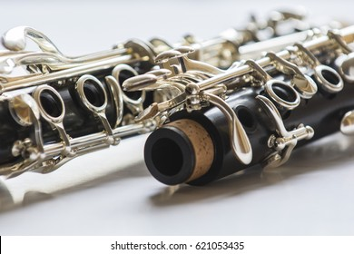 Woodwind instrument clarinet