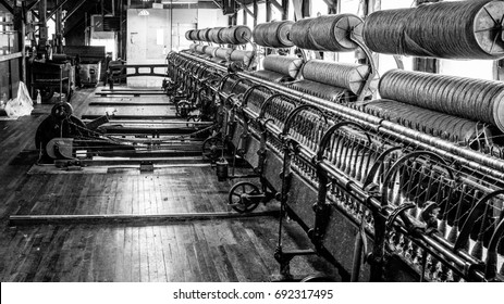 wool mill machinery