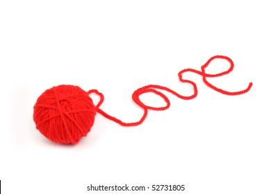 wool sign love