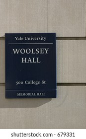 Woolsey sign